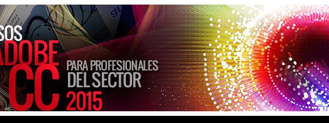 Cursos Certificados Adobe 2015