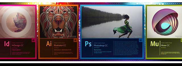 Novedades Creative Cloud 2014 - Cabecera
