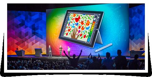 Adobe MAX 2014 Microsoft