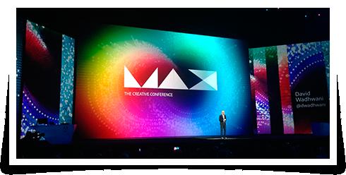 Adobe MAX 2014 Presentation