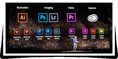 Adobe MAX 2014 aplicaciones escritorio