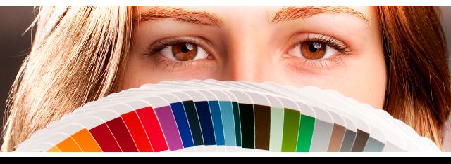 Curso de Gestión de color en Barcelona - Cabecera