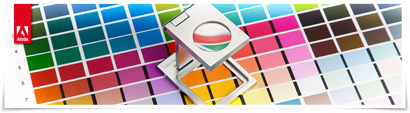 Gestión de color en Adobe InDesign cabecera