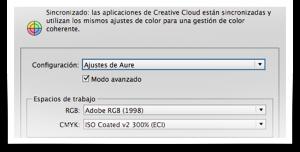 Gestión de color en Adobe InDesign 3 blog