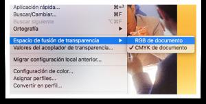 Gestión de color en Adobe InDesign 5 blog