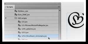Insertar caracteres de texto mediante código Unicode o GID - 4