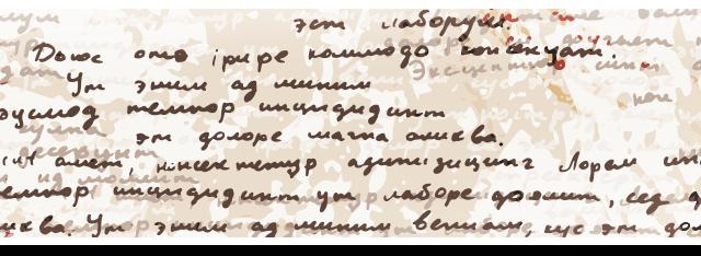 Insertar caracteres de texto mediante código Unicode o GID - Cabecera