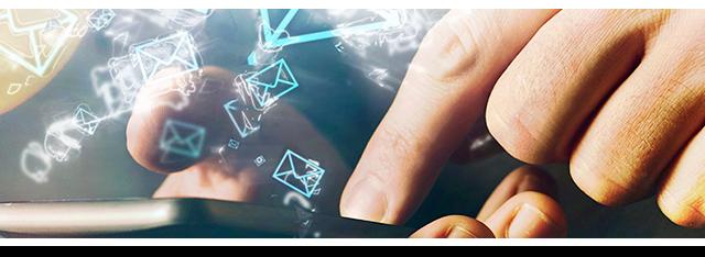 Aprende a crear mailings de diseño eficaces - Cabecera