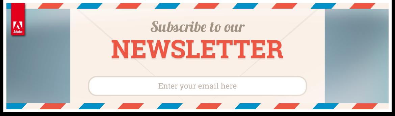 Curso Diseño y creación de Newsletter con Mailchimp - Cabecera